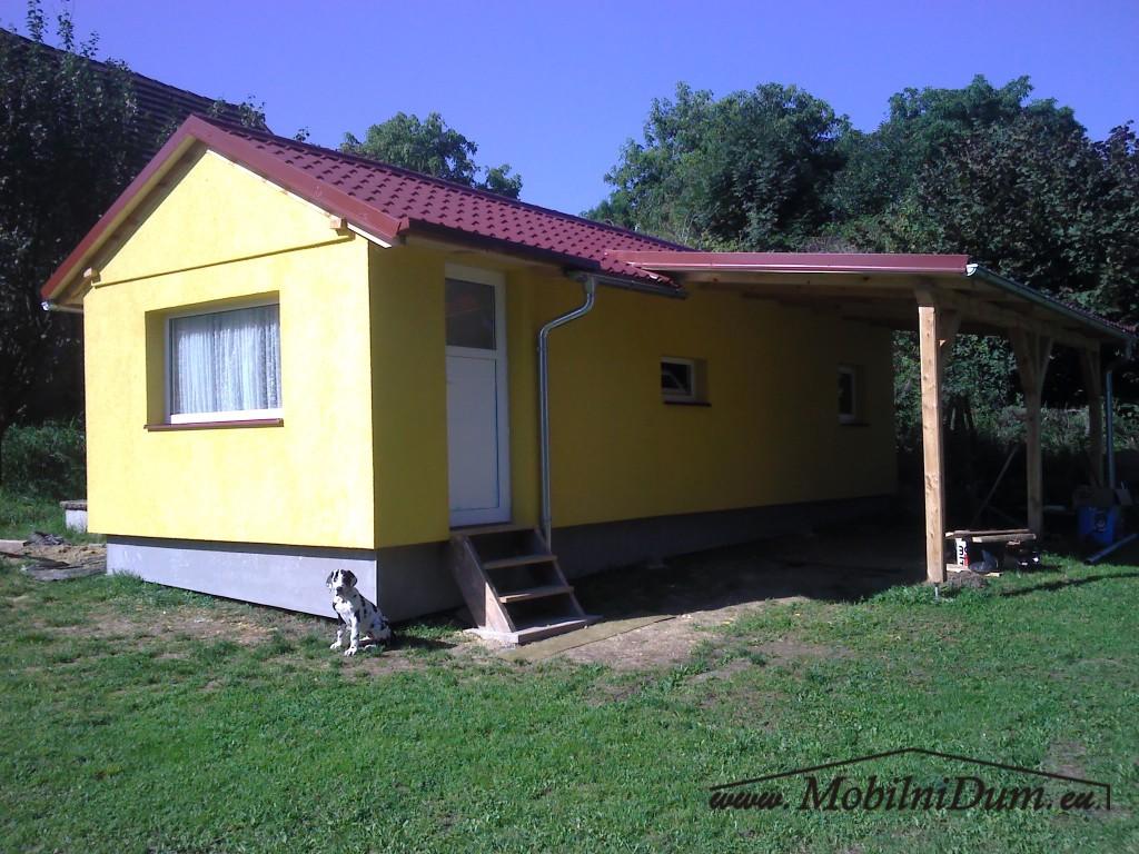 celoroční mobilní domy